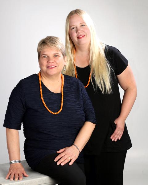 Kuva Terhi Niemelästä ja Katja Kuuselasta