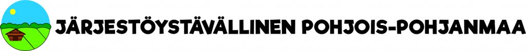 Järjestöystävällinen Pohjois-Pohjanmaa -kampanjan logo