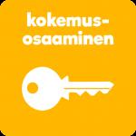 Kokemusosaaminen-ikoni Järjestöystävällinen Pohjois-Pohjanmaa -kampanjaan liittyen