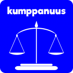 Kumppanuus-ikoni Järjestöystävällinen Pohjois-Pohjanmaa -kampanjaan liittyen