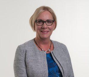 Järjestösuunnittelija Anne Savuoja Psoriasisliitosta