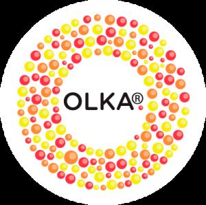 Pyöreä olkan logo
