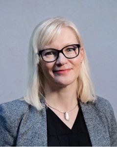 Marjo Suhonen, terveyshallintotiede, Oulun yliopisto