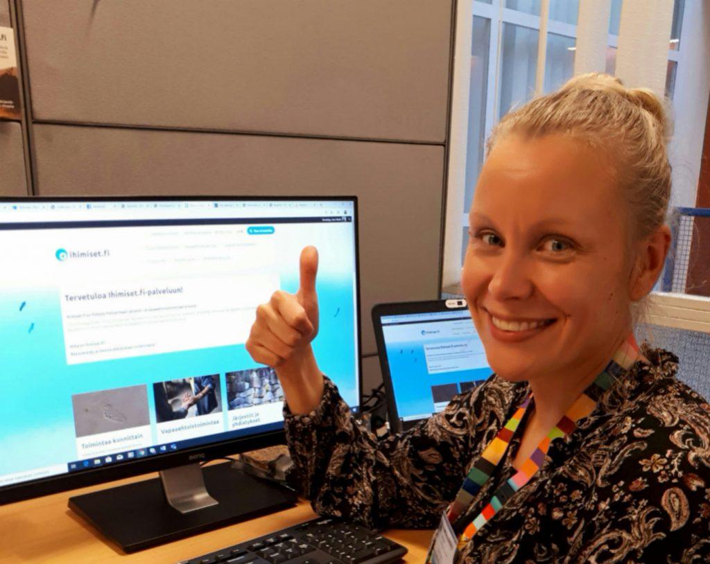 Ihimiset.fi – pohjois-pohjanmaalaisten ihimisten asialla
