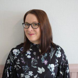 Järjestö- ja yhdistysyhteistyön asiantuntija Helena Liimatainen