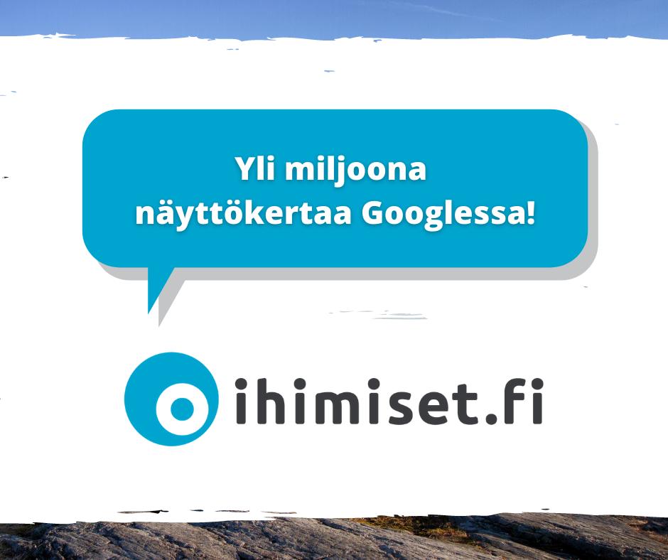 Ihimiset.fi -verkkopalvelu 2020